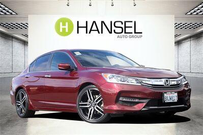 2017_Honda_Accord_Sport_ Santa Rosa CA