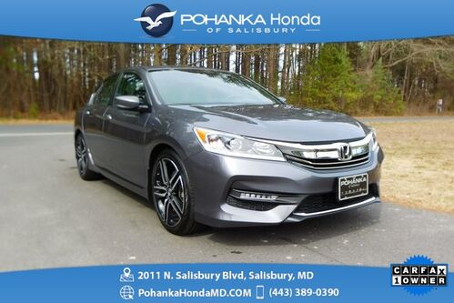 2017_Honda_Accord_Sport ** Honda True Certified 7 Year / 100,000  **_ Salisbury MD