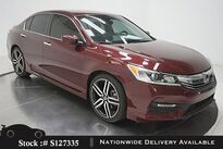 Honda Accord Sport BACK-UP CAMERA,19IN WHLS 2017