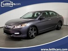 2017_Honda_Accord_Sport CVT_ Cary NC