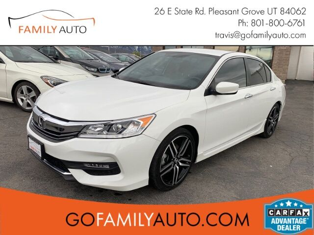 2017 Honda Accord Sport CVT Pleasant Grove UT