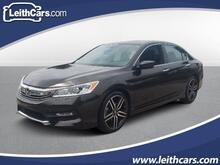 2017_Honda_Accord_Sport CVT_ Raleigh NC