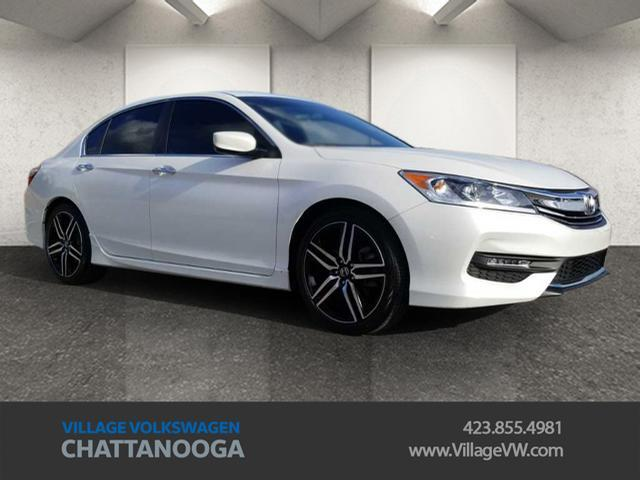 2017 Honda Accord Sport Chattanooga TN