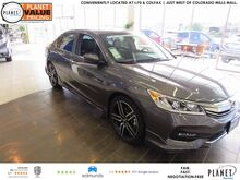 2017 Honda Accord Sport Golden CO