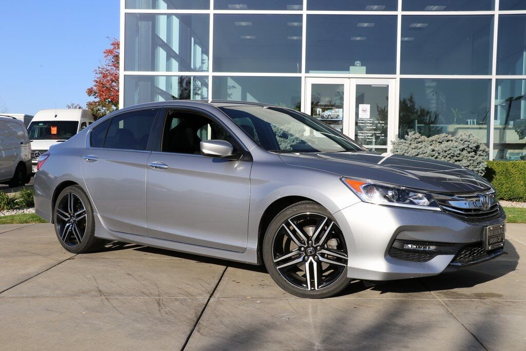 2017 Honda Accord Sport Kansas City MO