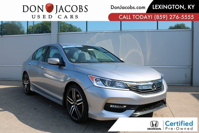 2017 Honda Accord Sport Lexington KY