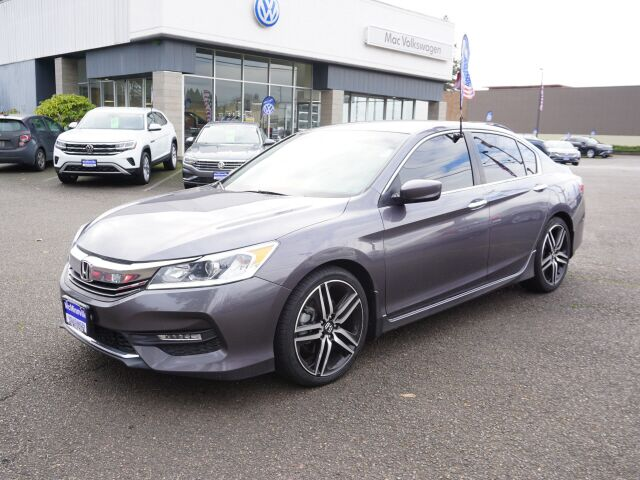 2017 Honda Accord Sport McMinnville OR