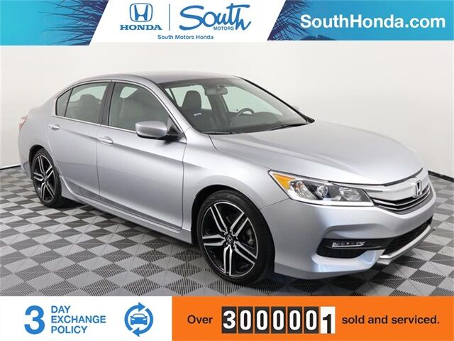 2017 Honda Accord Sport Miami FL