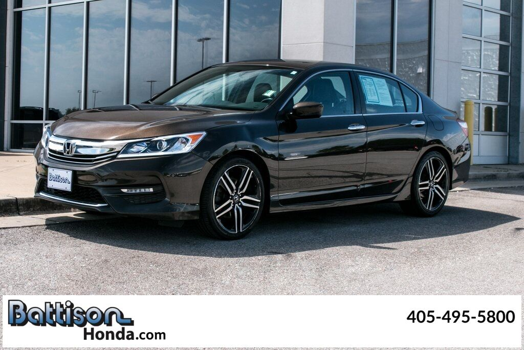 2017_Honda_Accord_Sport_ Oklahoma City OK