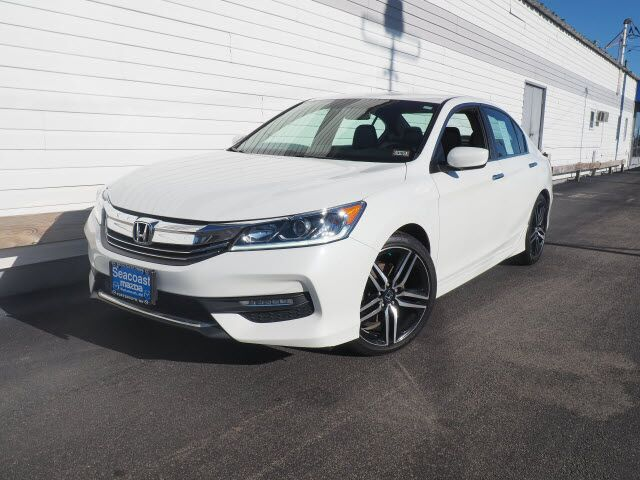 2017 Honda Accord Sport Portsmouth NH