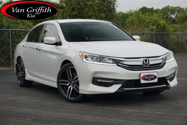 2017 Honda Accord Sport SE CVT