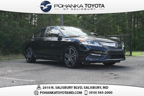 2017_Honda_Accord_Sport_ Salisbury MD