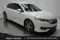 Honda Accord Sport Special Edition BACK-UP CAMERA,19IN WHLS,DVD 2017