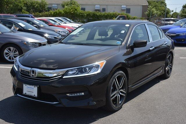 2017 Honda Accord Sport Special Edition Bay Shore NY