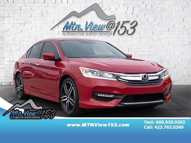 2017 Honda Accord Sport Special Edition Chattanooga TN