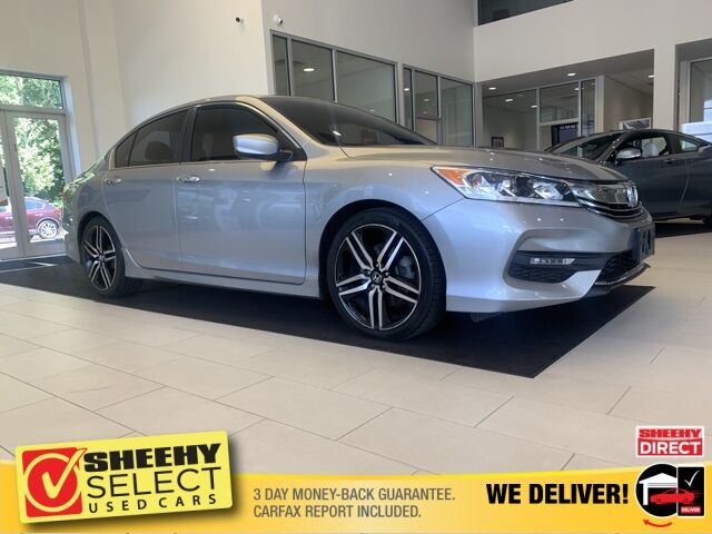 2017 Honda Accord Sport Special Edition Annapolis MD