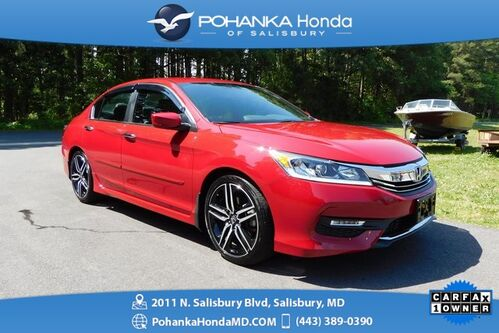 2017_Honda_Accord_Sport Special Edition **Honda Certified 7 Year / 100,000  **_ Salisbury MD