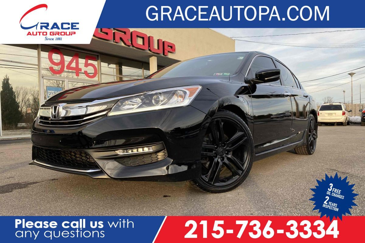 2017 Honda Accord Sport Special Edition Morrisville PA