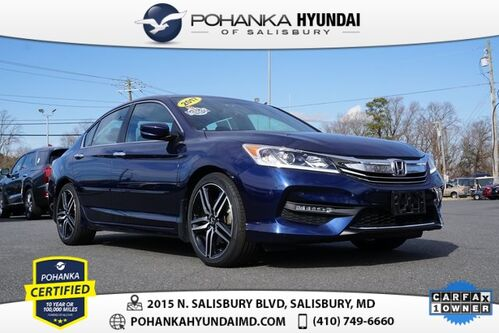 2017_Honda_Accord_Sport Special Edition **ONE OWNER**_ Salisbury MD