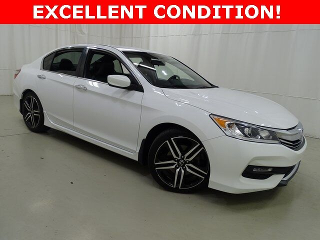 2017 Honda Accord Sport Special Edition Raleigh NC