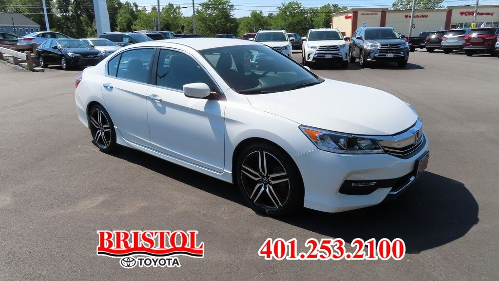 2017 Honda Accord Sport Swansea MA