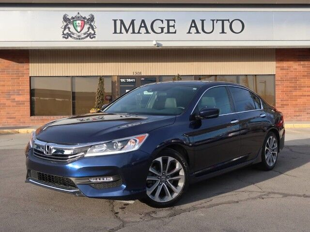 2017 Honda Accord Sport West Jordan UT