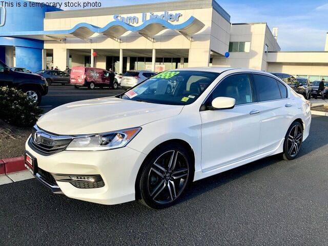 2017 Honda Accord Sport w/Pedigree Salinas CA