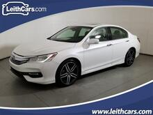 2017_Honda_Accord_Touring Auto_ Raleigh NC