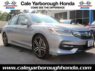 Honda Accord Touring 2017