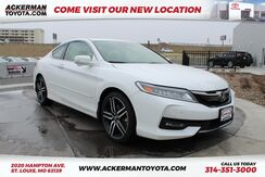2017_Honda_Accord_Touring_ St. Louis MO