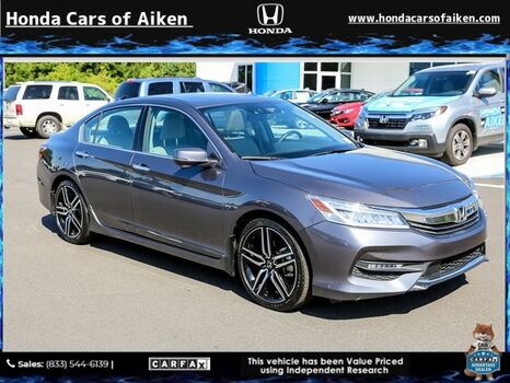 2017_Honda_Accord_Touring_ Aiken SC