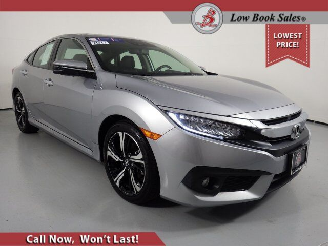 2017 Honda CIVIC SEDAN Touring Salt Lake City UT