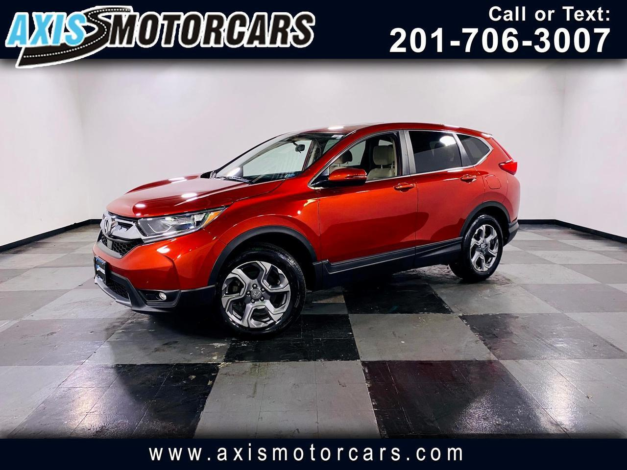 2017 Honda CR-V AWD w/Backup Camera Sun Roof Jersey City NJ