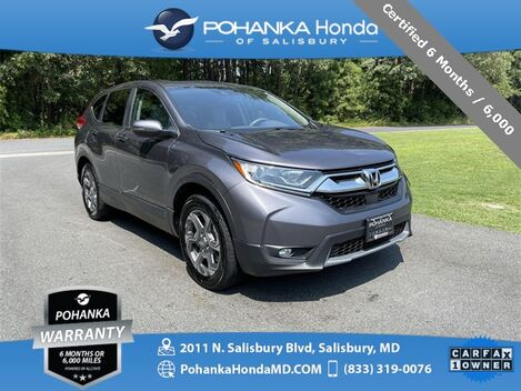 2017_Honda_CR-V_EX ** Certified 6 Month / 6,000 **_ Salisbury MD
