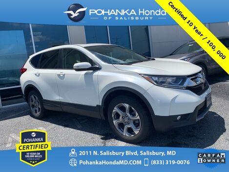 2017_Honda_CR-V_EX ** Pohanka Certified 10 Year / 100, 000_ Salisbury MD