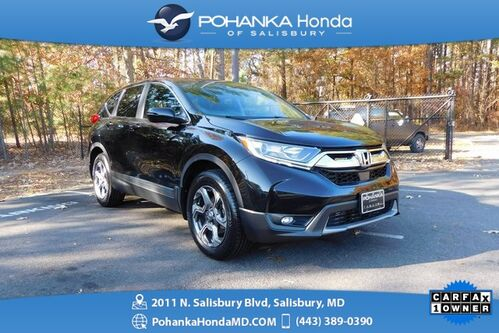 2017_Honda_CR-V_EX AWD ** Honda True Certified 7 Year/100,000  **_ Salisbury MD