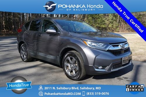 2017_Honda_CR-V_EX AWD ** Honda True Certified 7 Year / 100,000  **_ Salisbury MD