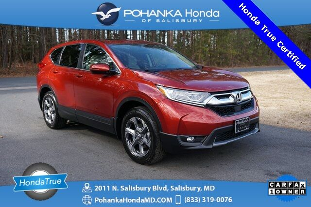 2017 Honda CR-V EX AWD ** Honda True Certified 7 Year / 100,000  ** Salisbury MD