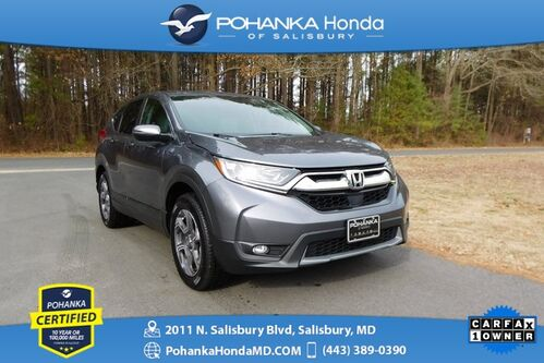 2017_Honda_CR-V_EX AWD ** Pohanka Certified 10 Year / 100,000 **_ Salisbury MD