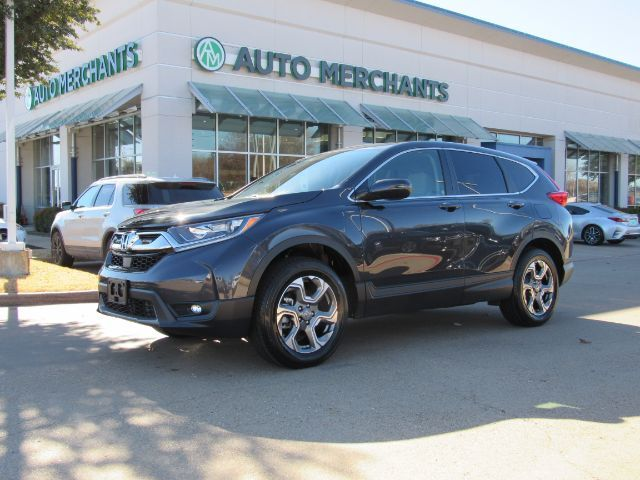 2017 Honda CR-V EX AWD 2.4L 4CYL AUTOMATIC, SUNROOF, BLUETOOTH CONNECTION, HEATED SEATS, BACK-UP CAMERA, FOG LIGHTS, Plano TX