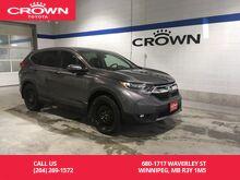 2017_Honda_CR-V_EX AWD / Local / One Owner / Immaculate Condition / Great Value_ Winnipeg MB