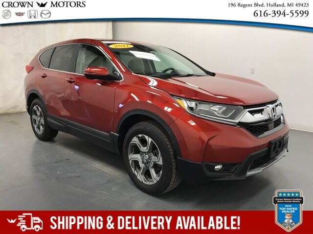 2017 Honda CR-V EX Holland MI