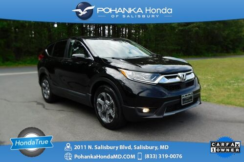 2017_Honda_CR-V_EX-L ** Honda True Certified 7 Year / 100,000  **_ Salisbury MD