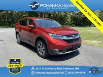 2017 Honda CR-V EX-L ** Pohanka Certified 10 Year / 100,000 **