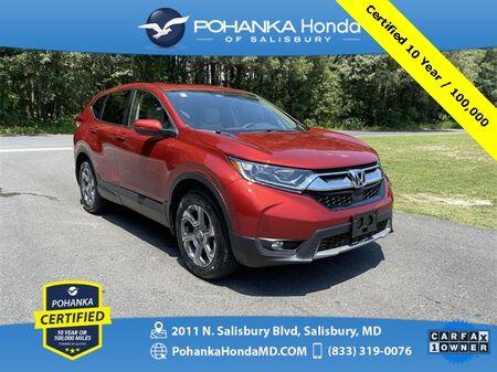 2017_Honda_CR-V_EX-L ** Pohanka Certified 10 Year / 100,000 **_ Salisbury MD