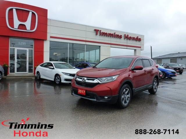 2017 Honda CR-V EX-L Timmins ON