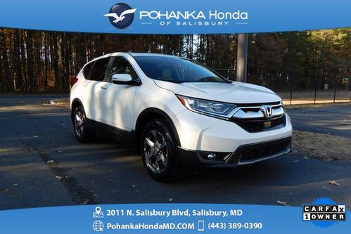 2017_Honda_CR-V_EX-L AWD ** Honda True Certified 7 Year/100,000  **_ Salisbury MD