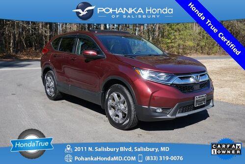 2017_Honda_CR-V_EX-L AWD ** Pohanka Certified 10 Year / 100,000  **_ Salisbury MD