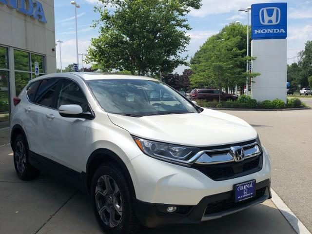 2017 Honda CR-V EX-L AWD Dartmouth MA