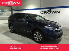 2017_Honda_CR-V_EX-L AWD / One Owner / Low Kms / Immaculate Condition / Unbeatable Value_ Winnipeg MB